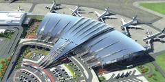 钢结构--国外项目案例