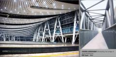 钢结构--网架工程案例
