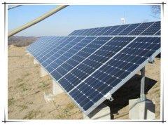 光伏太阳能支架的种类