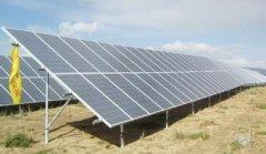 不同种类太阳能支架的优