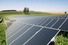 太阳能支架安装及组件安