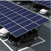 我国太阳能光伏组件、支
