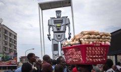 机械战警?刚果的太阳能