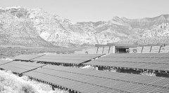 太阳能电池板会让地球变