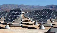 太阳能电站支架建设用地