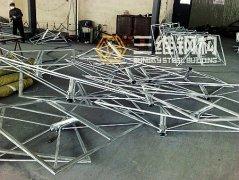 三维太阳能光伏支架厂家系统