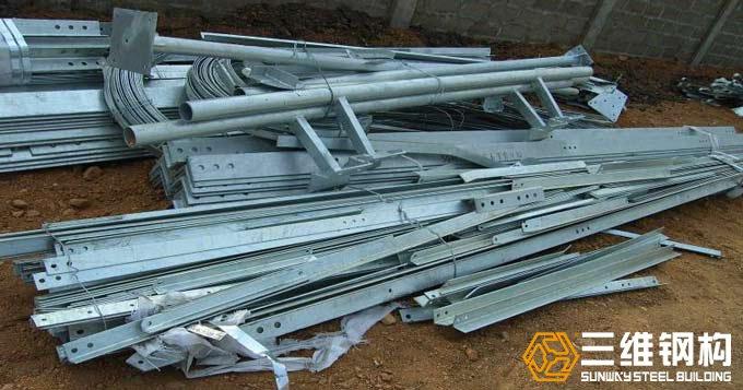 太阳能支架产品配件