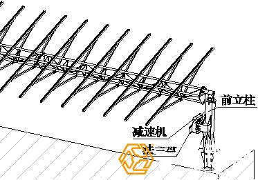 三维太阳能光伏支架安装步骤图示