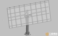 单轴跟踪太阳能光伏支架