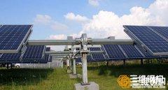 太阳能光伏支架安装施工